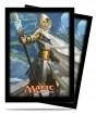 Magic The Gathering Kartenschutzhüllen: Planeswalker Elspeth (THEROS), 80 Stück