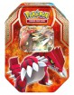 Pokemon Tin Box 47: Groudon-EX, Deutsch