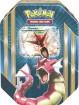 Pokemon Tin Box 56: Schillerndes Garados-EX, Deutsch